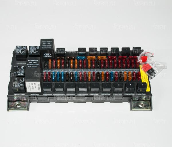 Блок реле и предохранителей VD-ZH207A-17