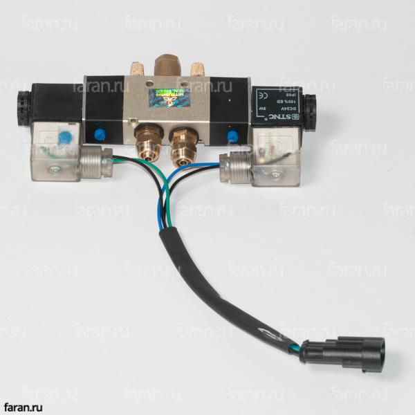 Клапан открывания двери 4V220-08 пневматический клапан Пневмораспределитель