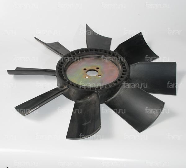 Крыльчатка 13T22-08010 хайгер 6840/6885/6891 вентилятор восемь лопастей на четыре болта higer klq