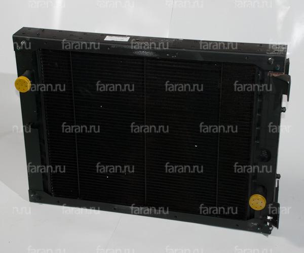 радиатор для HIGER KLQ 6840, KLQ 6885 с двигателем ISDe