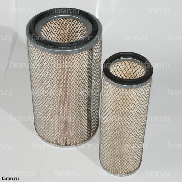Фильтр воздушный AF25268/AF25269 дон фенг higer 38*21 faran