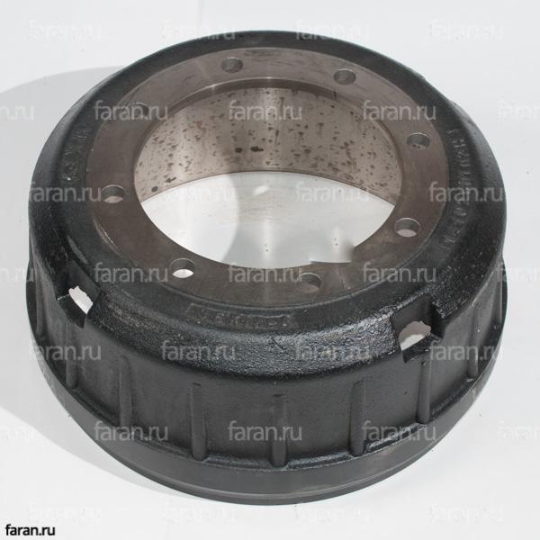 Барабан тормозной 35KA5-02502, барабан тормозной хайгер 6928,6885