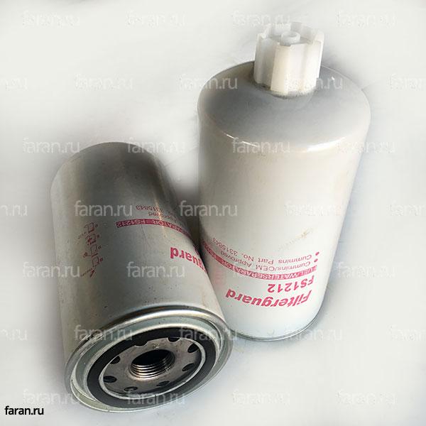 Фильтр топливный грубой очистки FS1212