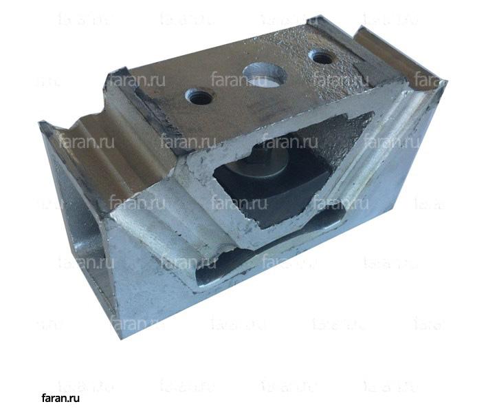 Подушка двигателя 1002021-72 JAC HK6120 ДЖАК опора передняя