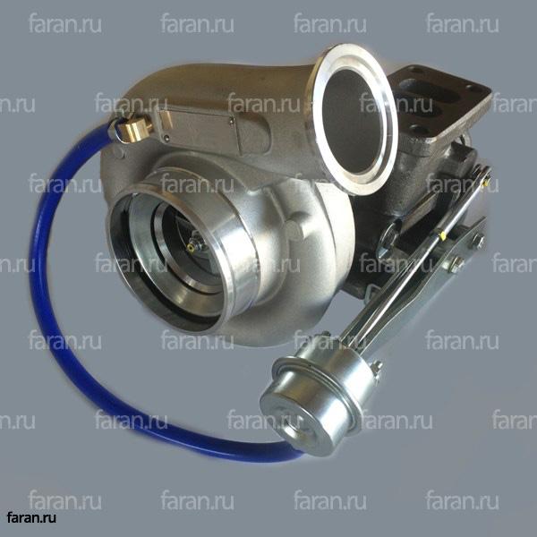 Турбокомпрессор (D4043982). турбина хайгер