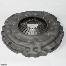 Корзина сцепления (16L02-02011) ведущий higer, хигер 6119 сцепление 6129