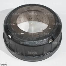 Барабан тормозной 35K65-02545, барабан тормозной хайгер 6928,6885